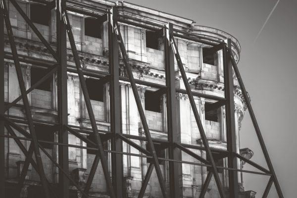 Die Fallstricke eines bestehenden Gebäudes